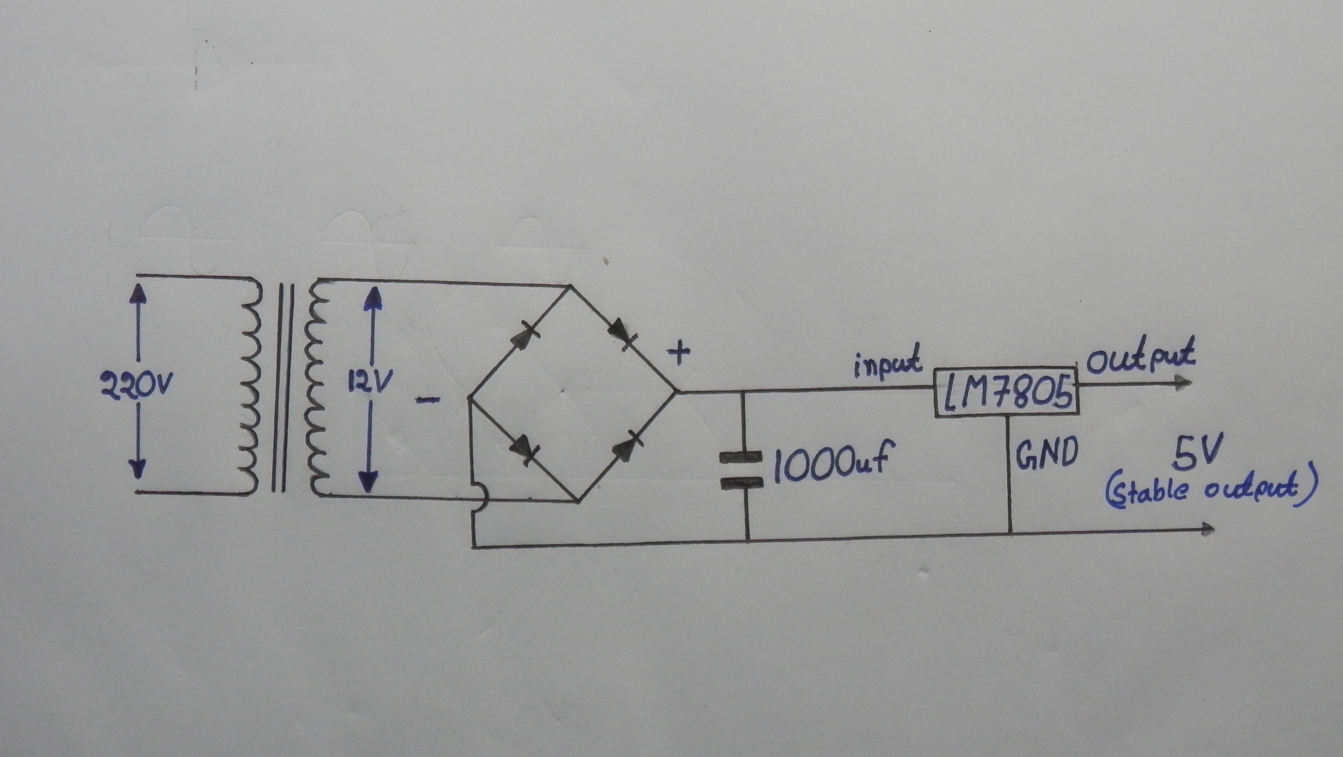 Picture of Voltage Regulator