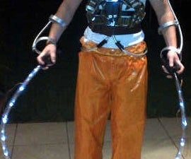 Whiplash Costume