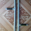 DIY tonfa from PVC pipe