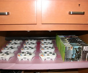 Xbox 360 Tool Control Mat