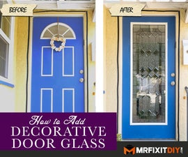DIY Front Door Makeover