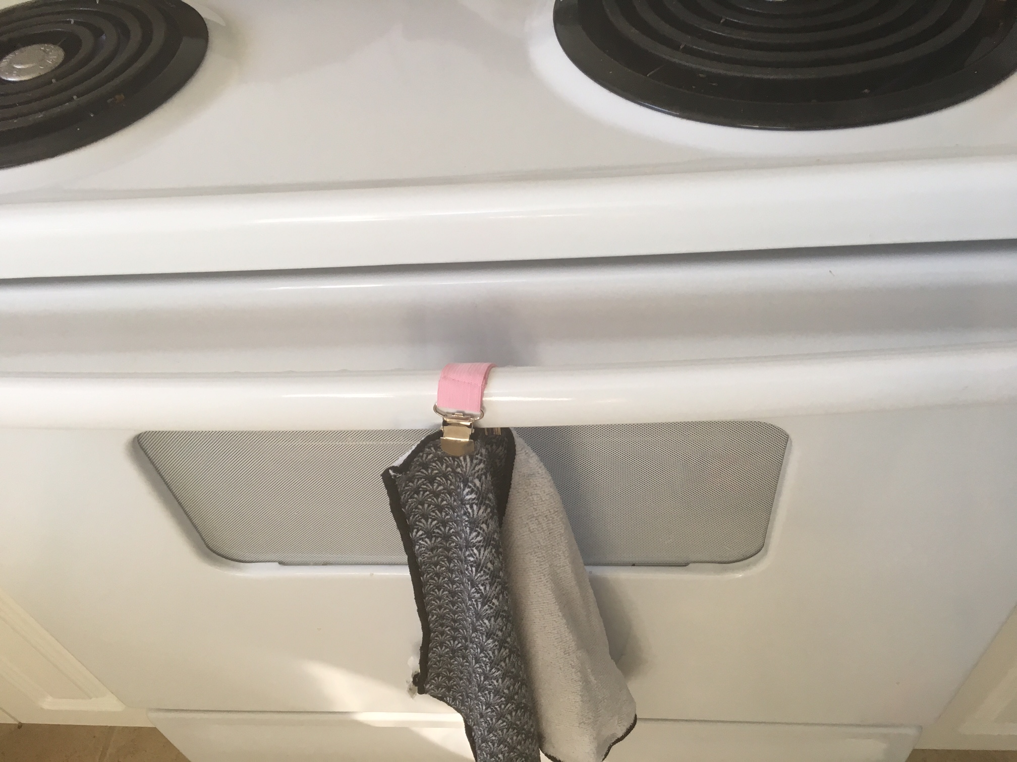 Picture of Don't Let the Kitchen Towel Fall Down.