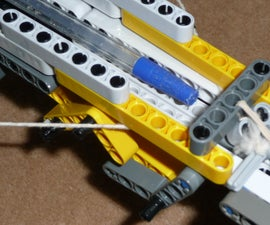 lego pen crossbow
