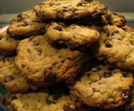 Refreshing MINT Chocolate Chip Cookies