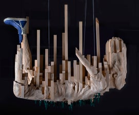 """Creating a Wood Sculpture Using a 3D Scan: """"Oh, That We Would Know Where Abundance is Found"""""""