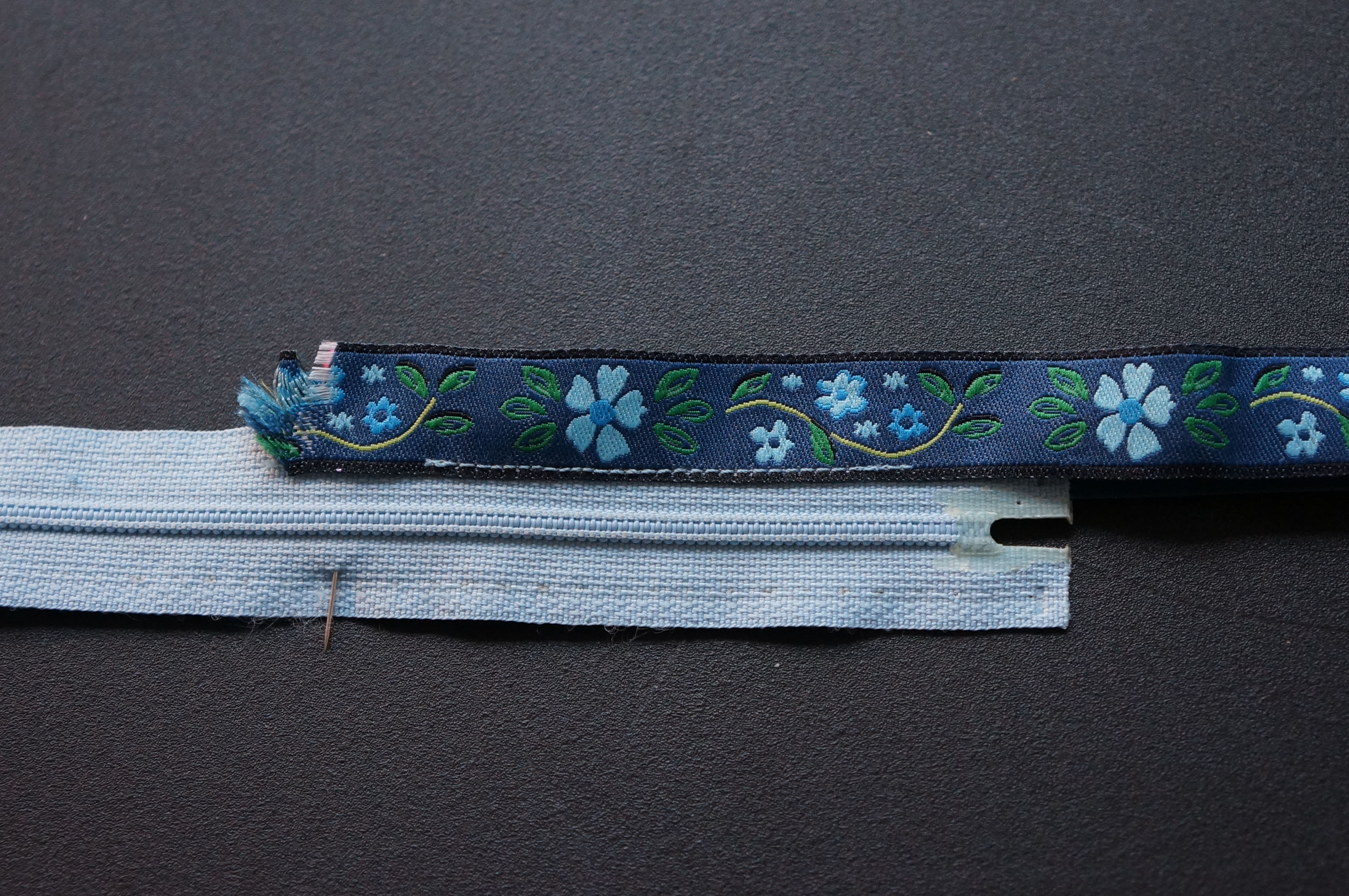 Picture of Sew Base of Pouch
