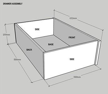 Assemble the TV Unit