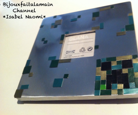 How to make a minecraft picture frame