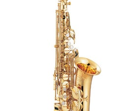 How to play the Alto Saxophone