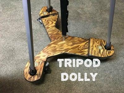 Easy Tripod Dolly