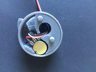 Potentiometer Trigger 3d Printed Stackable