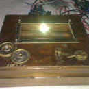 Bluetooth Enabled Humidor (Steam Punk Style) (medium skill level)