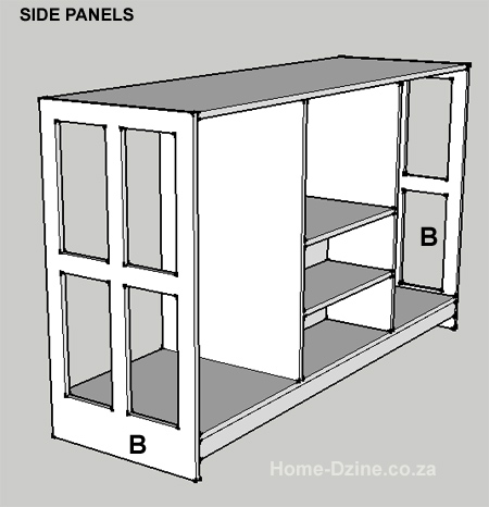Picture of Attach Side Panels