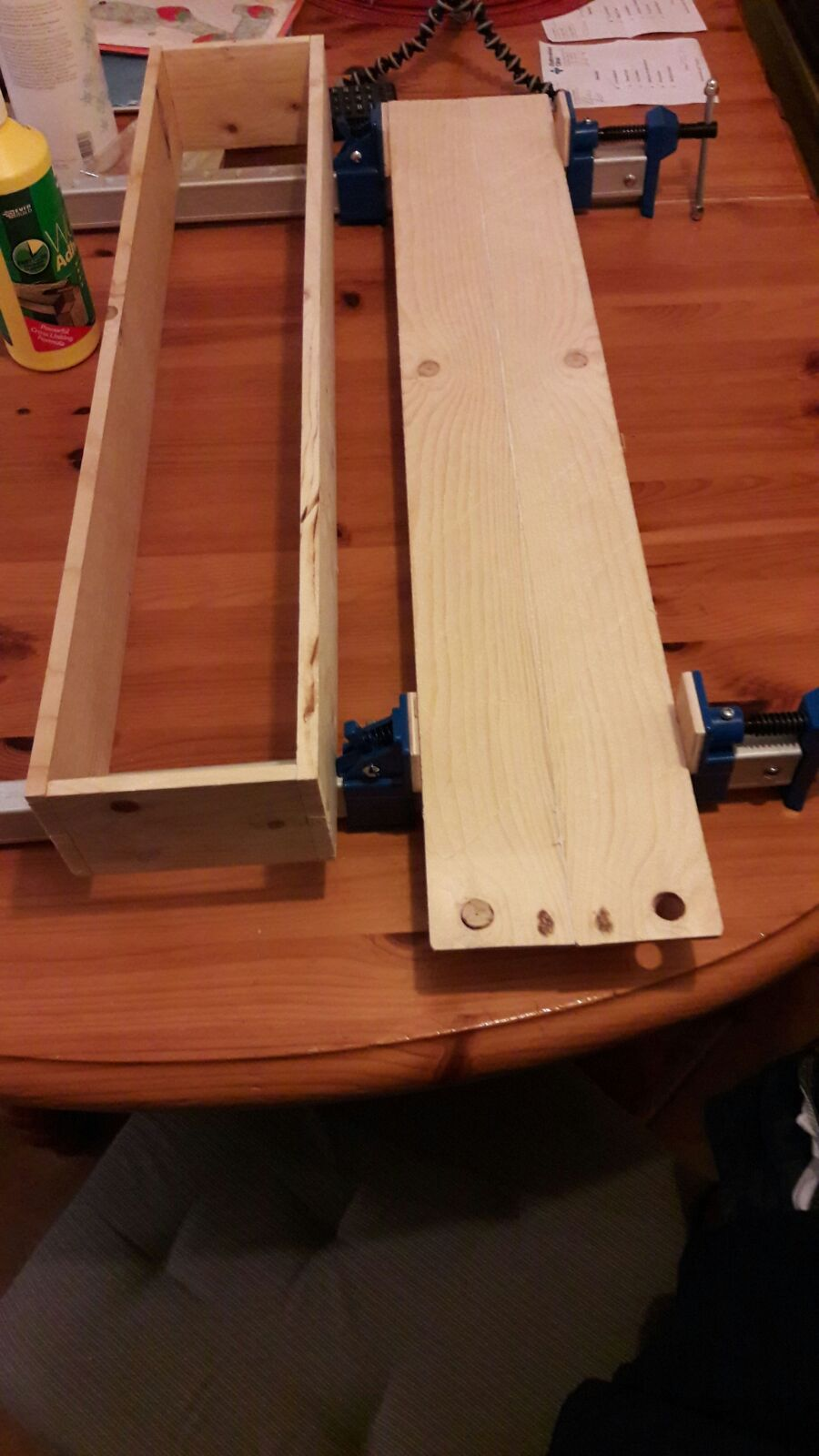 Picture of Step 5: Till and Saw Holders