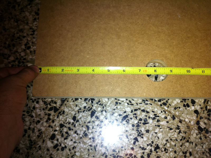Picture of MDF Preparation