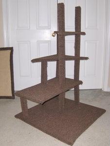 Assembling the Cat Tree