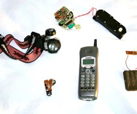 Harvesting Electronic Parts
