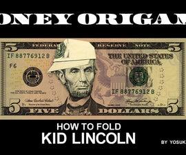 Folding KID LINCOLN