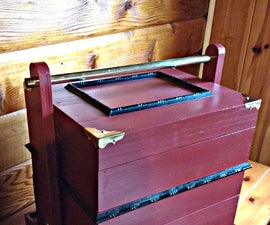 How to Build a 3-Tiered Chinese Picnic Box