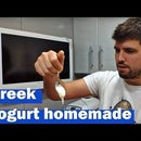 Greek Yogurt Recipe With Moulinex Yogurta Maker