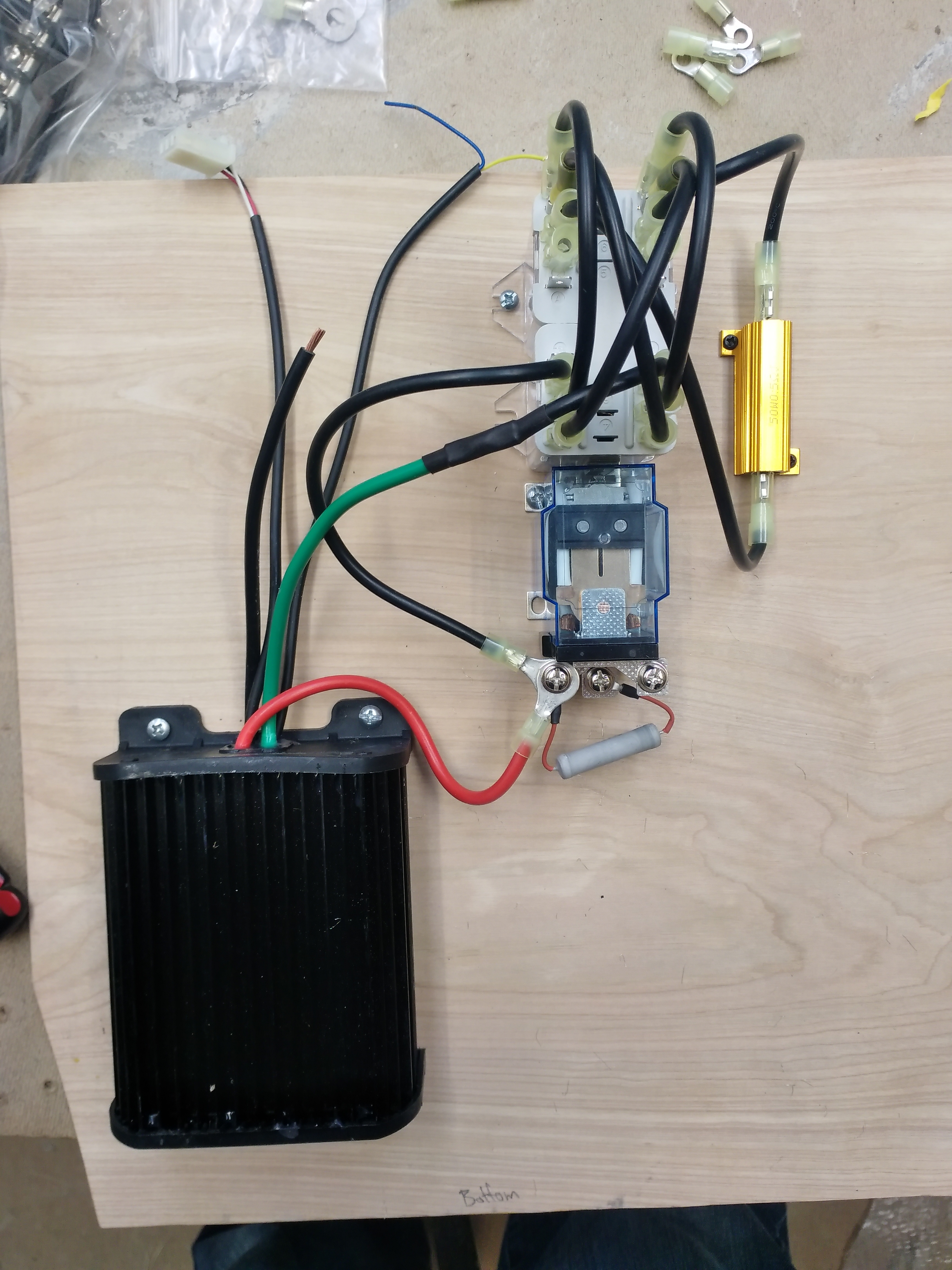 Picture of Board Layout