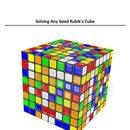 Solving Any Size Rubik's Cube