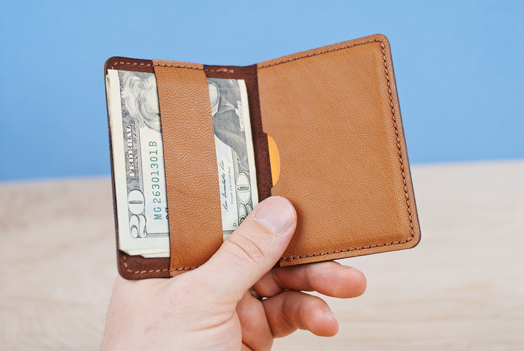 Picture of Custom Bifold Wallet Kit