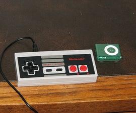 NES Controller Shuffle (Nintendo Controller MP3, v3.0)