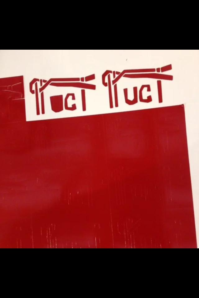 Picture of Weed Vinyl Decals : PUCI Decals Example