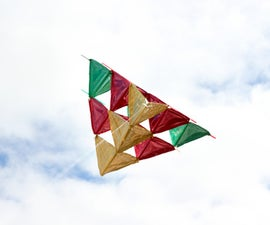 10 Cell Tetrahedral Kite