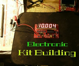 How I Build an Electronic Kit