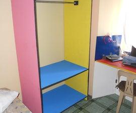 Building an Armoire (aka Wardrobe)