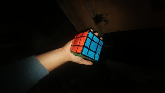 The Rubik's Cube Pie