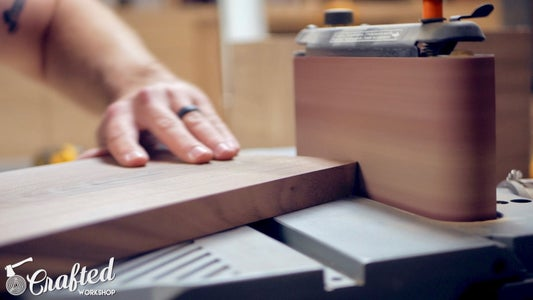 Mill & Shape Drawer Fronts