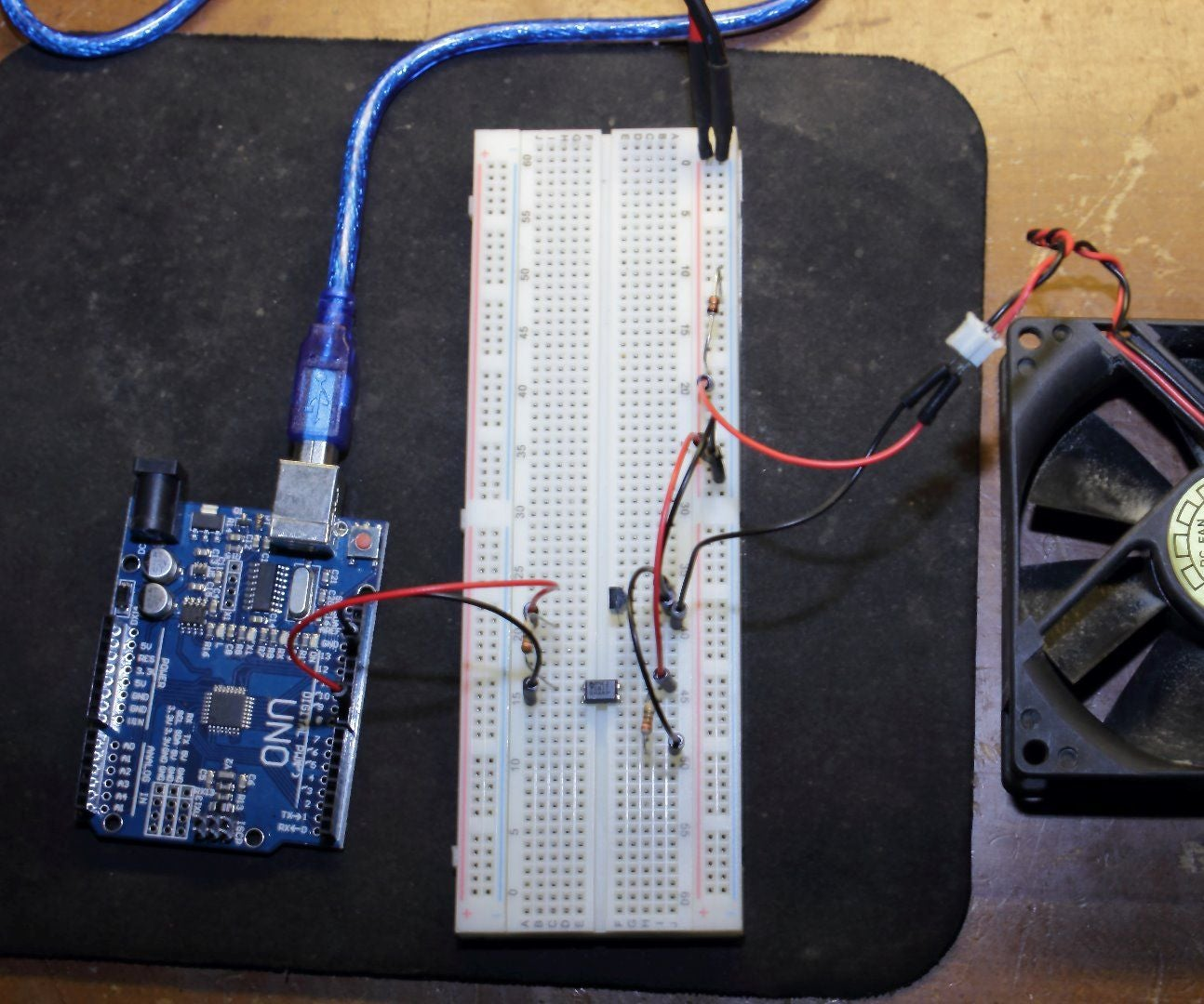 Isolating Circuits From Your Arduino With Optocouplers 5v Current Limiting Circuit Composed Of Mic2951 Othercircuit