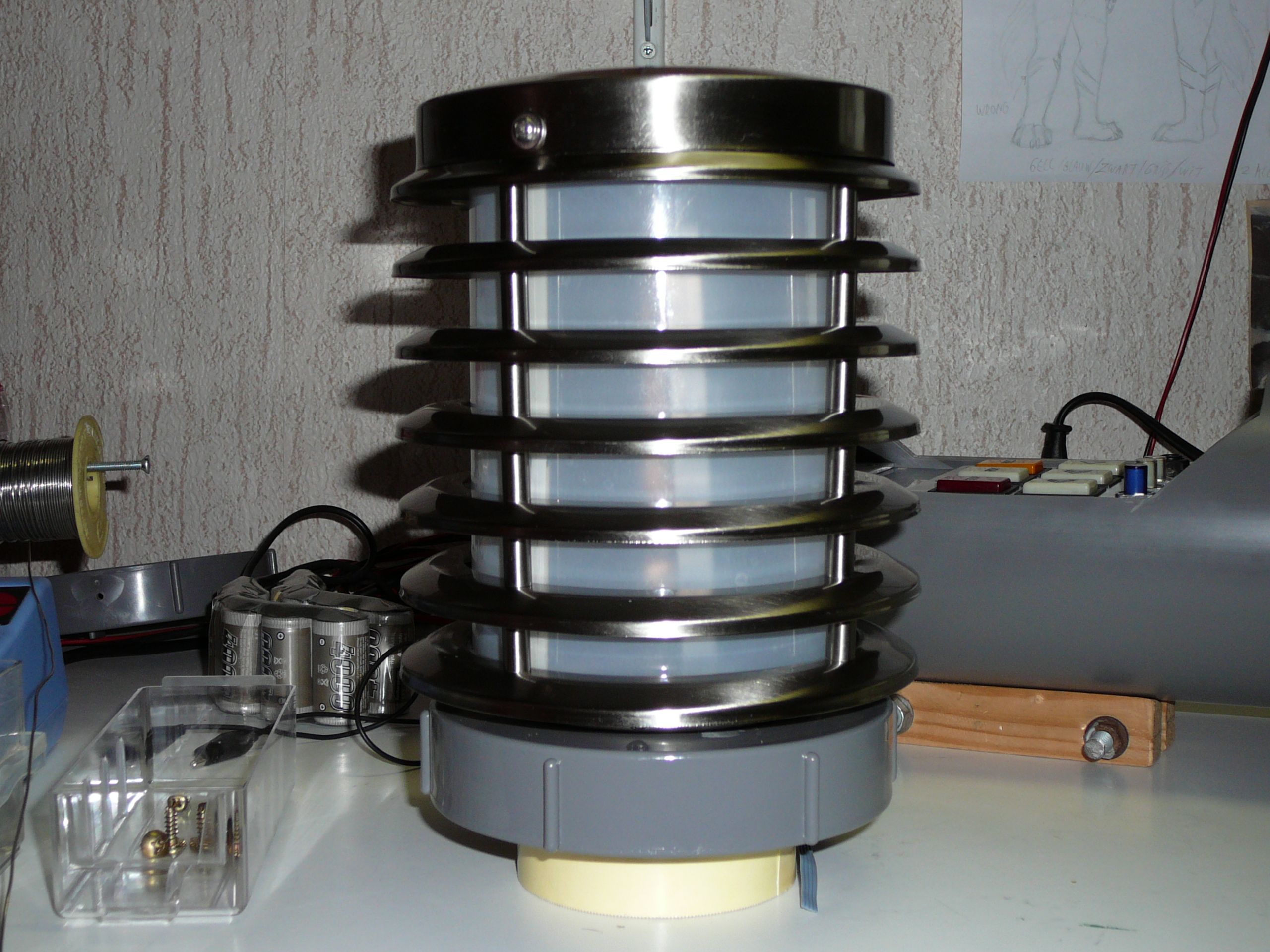 Picture of Anti Matter Core