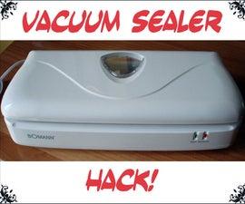 Vacuum Sealer Hack
