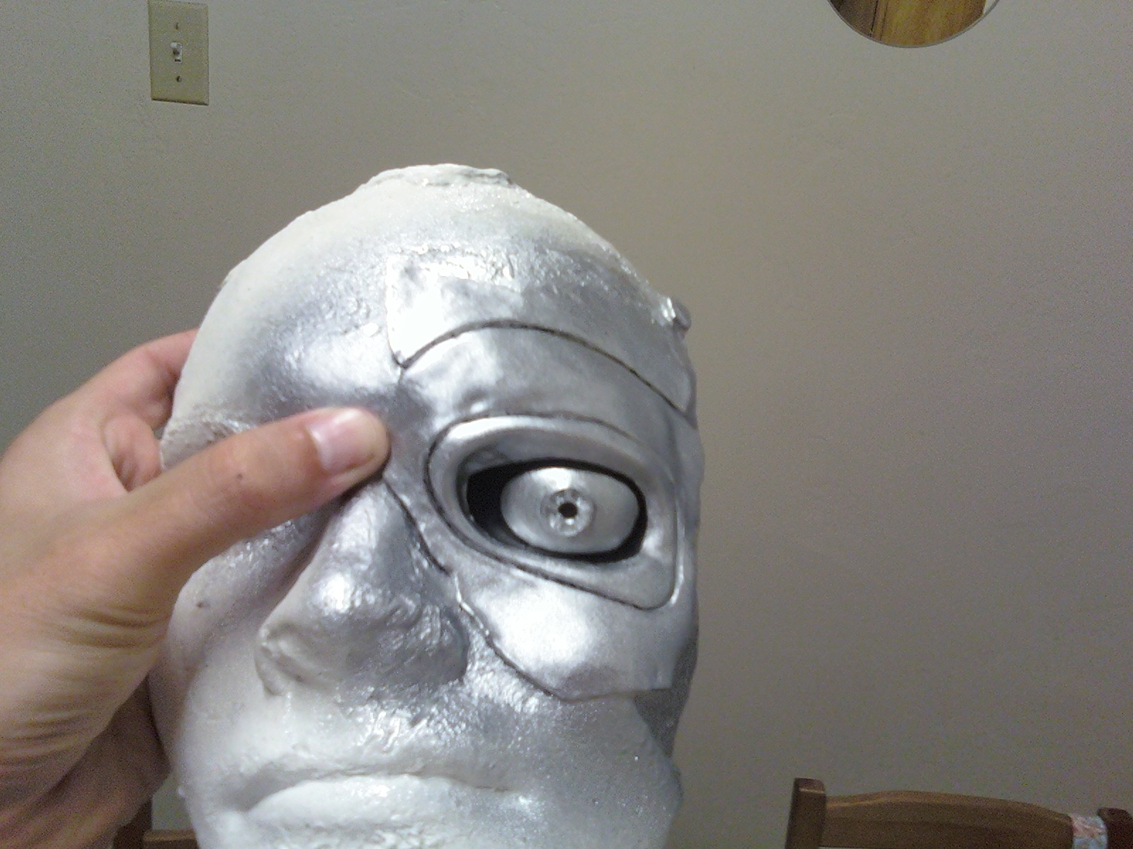 Picture of Painting the Mask
