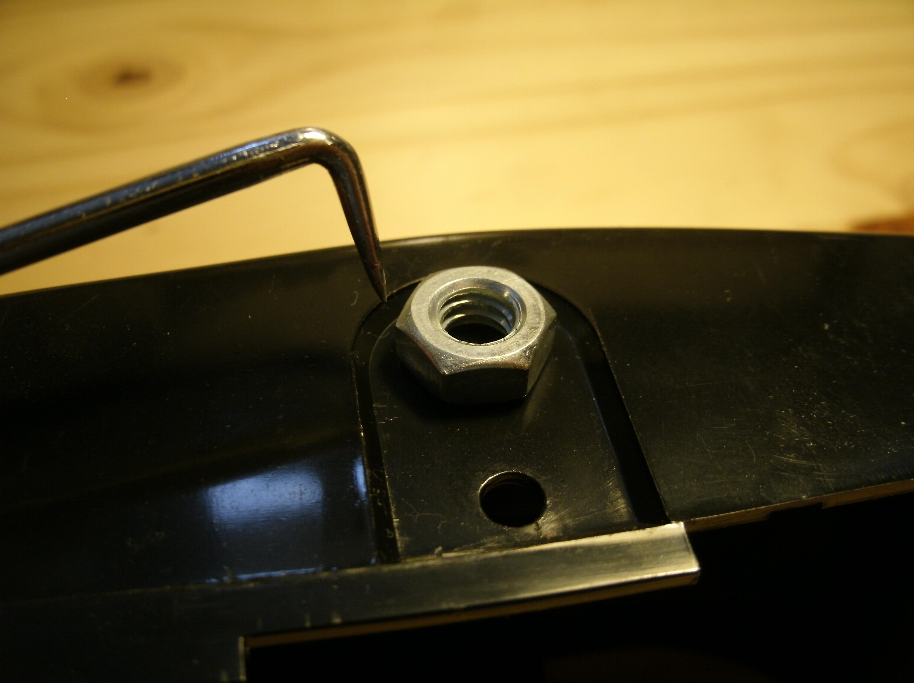 Picture of Mod #1 Tripod Bushing (Socket)