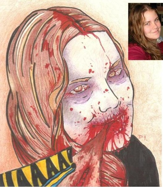 Picture of You Now Have a Zombie