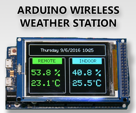 Arduino Wireless Weather Station