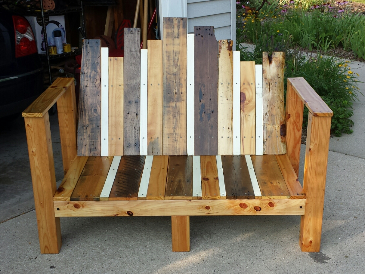 Picture of Finished Bench