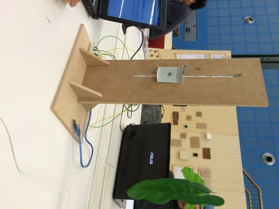 Arduino Face Tracking Mechanism for Biometric Verification (TfCD Prototype Project)
