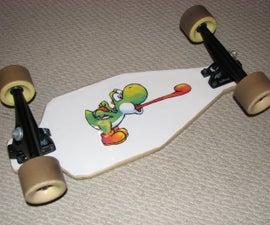 Yoshi (or any design) custom penny board