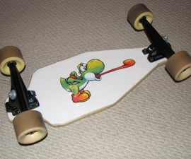 Yoshi (or any design) custom penny board