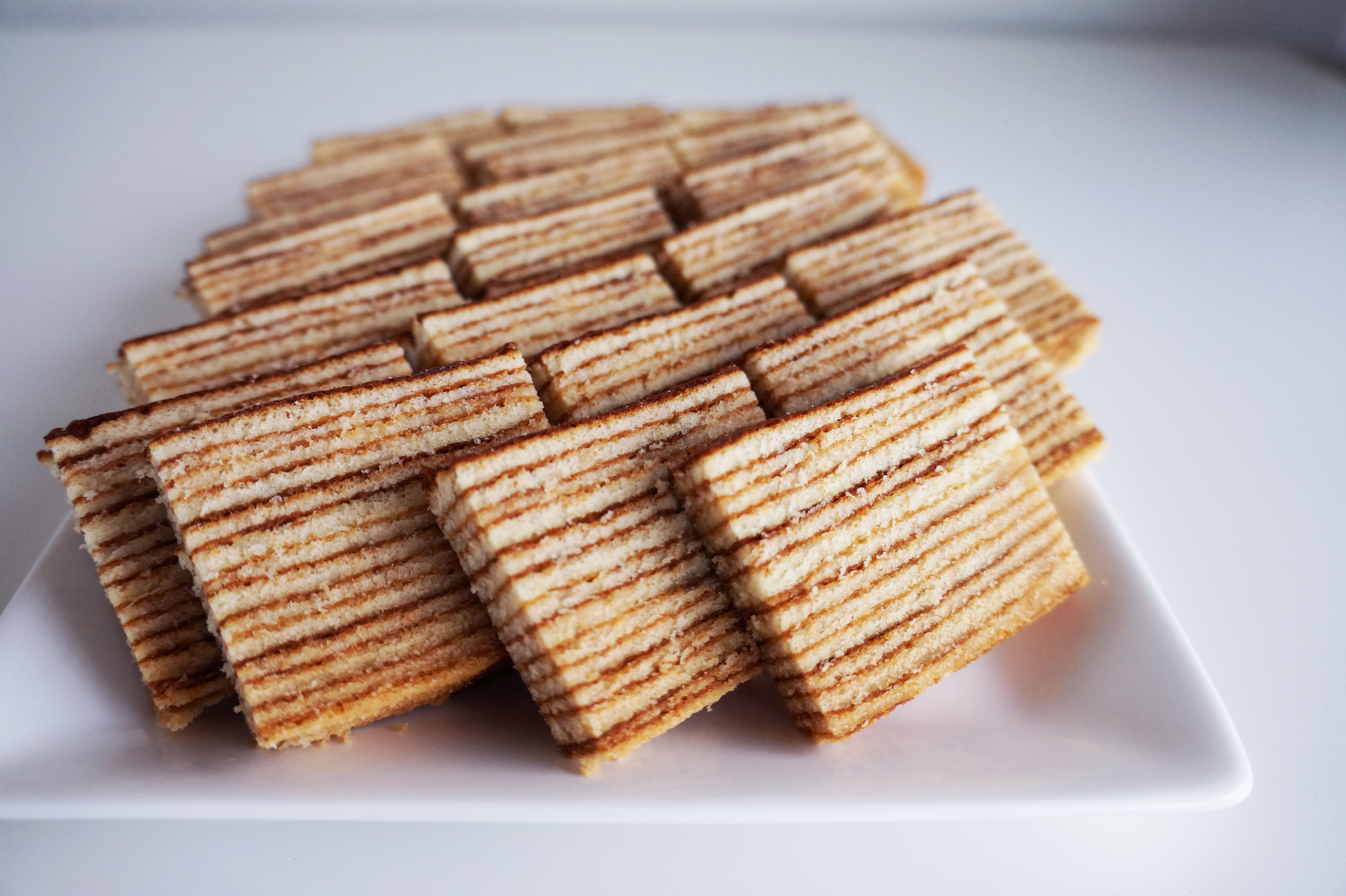 Picture of Kek Lapis (Indonesian Layer Cake)