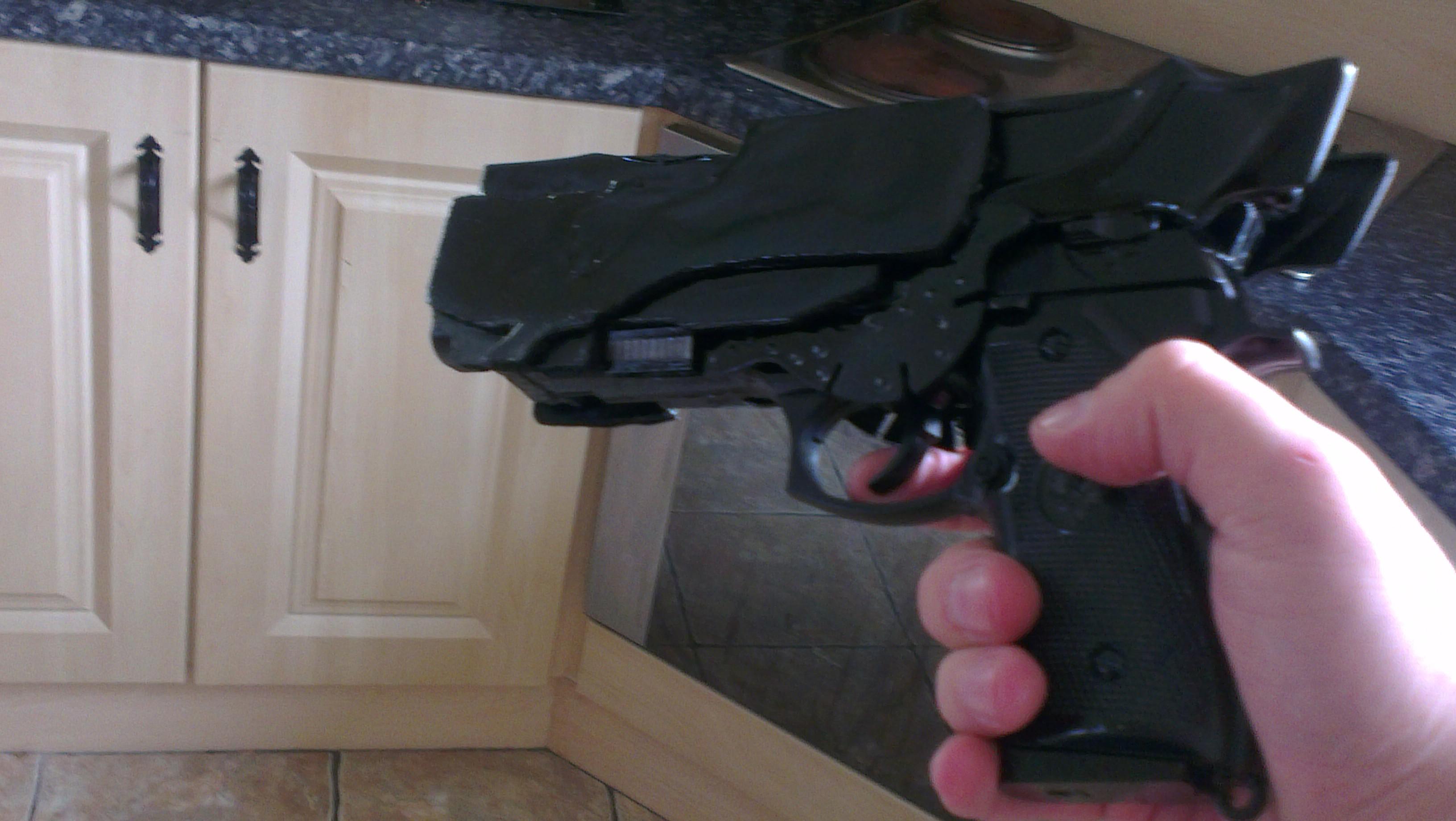 Picture of RoboCop Gun