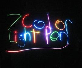 7 Color Light Pen