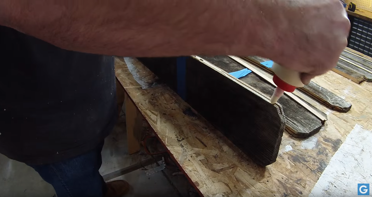 Picture of Glue Up Your Panels.