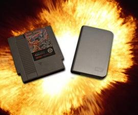 How to Convert a NES Game Cartridge into an External Hard Drive